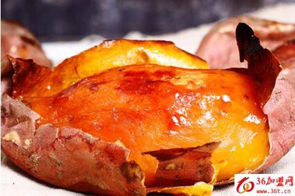薯小帅烤红薯加盟条件