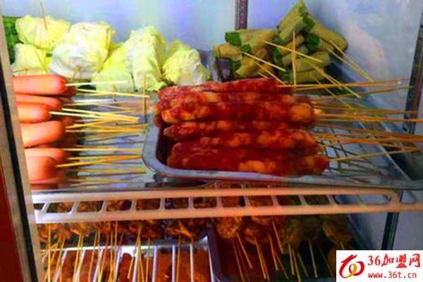 金筷子小吃加盟条件