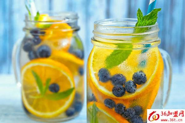 柠檬日记饮品加盟流程