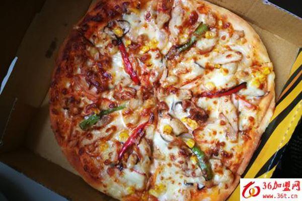 品格披萨加盟流程