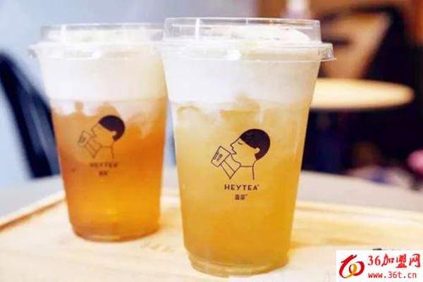 嗑茶饮品加盟条件