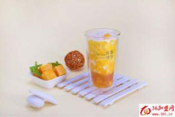 嗑茶饮品加盟流程