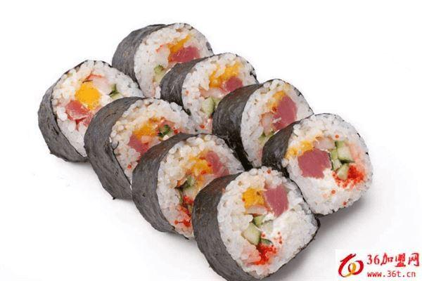 苍井寿司加盟流程