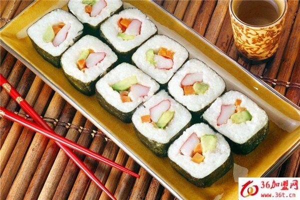 德林寿司加盟